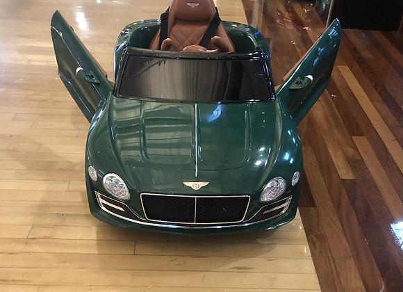 Toddler Motors 12V Licensed Bentley EXP 12