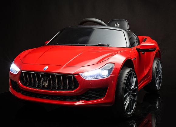 Toddler Motors Maserati Ghibli 12V