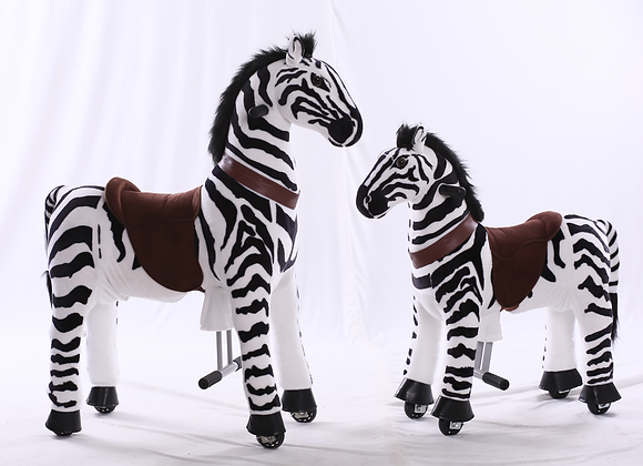 Ride On Animals - Zebra (small)