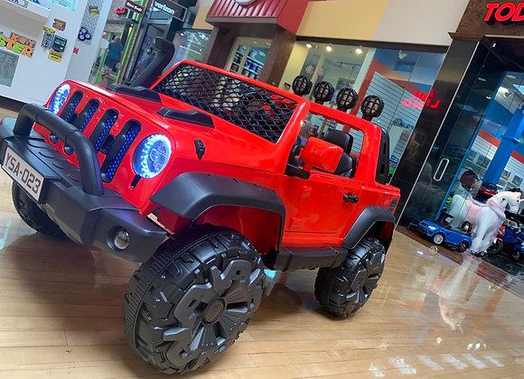 Toddler Motors Jeep Gladiator 12v