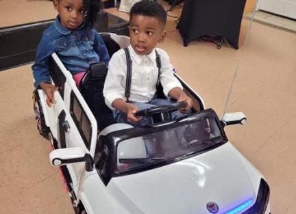 Toddler Motors LED Signature Truck