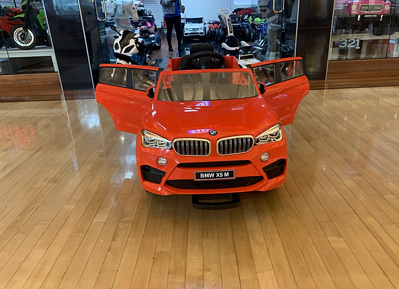 Toddler Motors  BMW X5 M with A/C