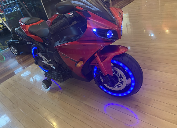Toddler Motors LED bike 12V