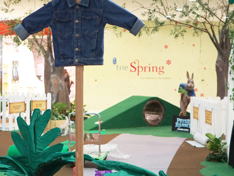 Spend Easter with Peter Rabbit at tHe Spring!