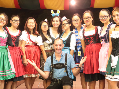 Oktoberfest Returns to tHe Spring  with Food and Music!