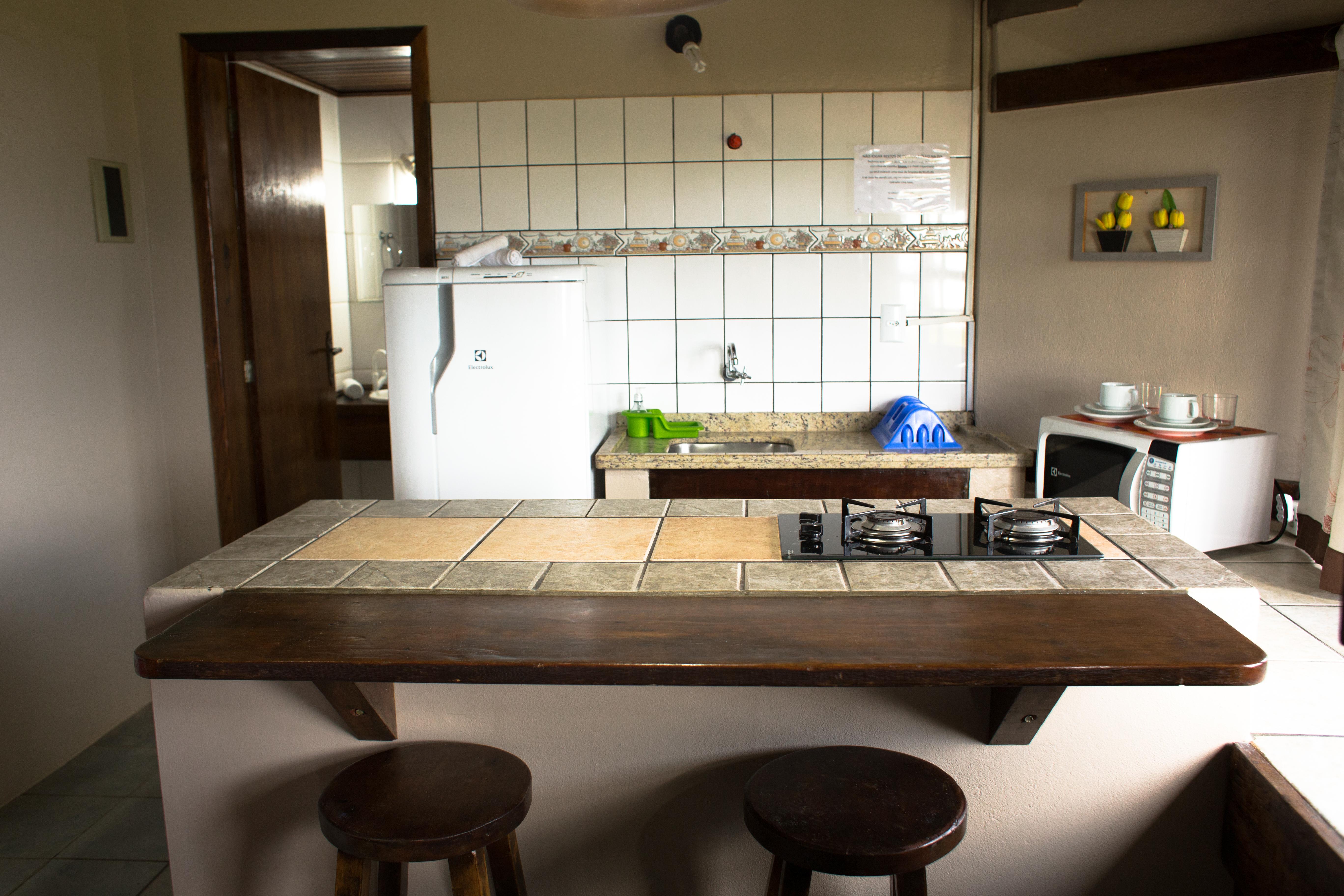 Chalé Master I - Cozinha