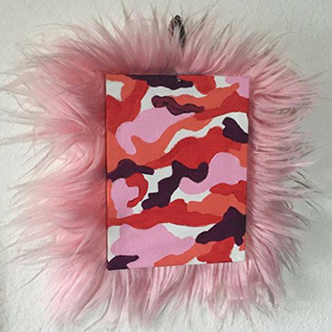 Camo in Fur Cloud: Valentine