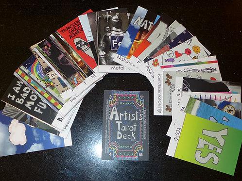 Artist's Tarot Deck