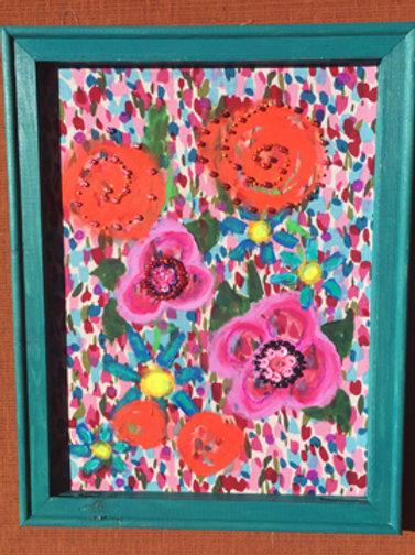 Flowers on Petals