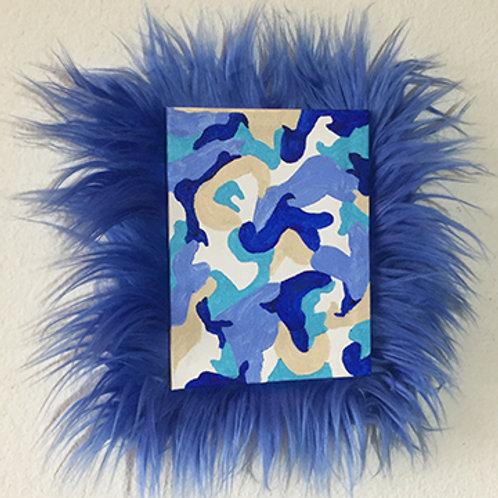 Camo in Cloud Fur: Sky Water