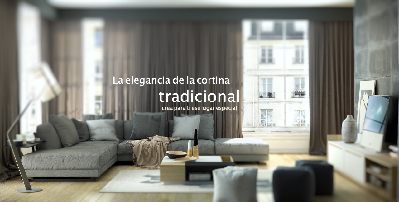 cortinas sant cugat tradicional
