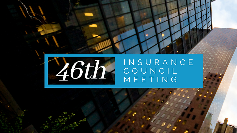 46th Insurance Council Meeting