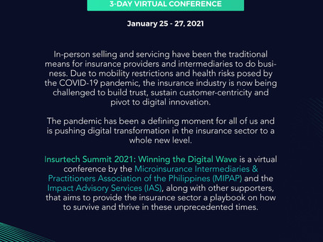Insurtech Summit 2021