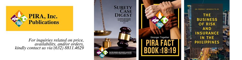 PIRA Publications-1