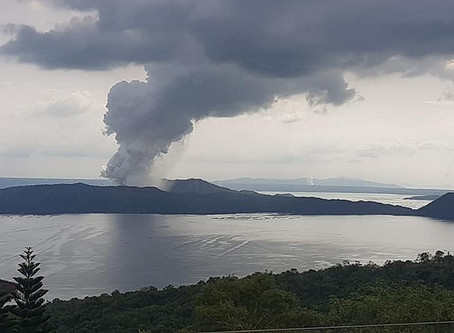 Taal eruption highlights importance of insurance