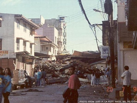 Lest we forget: The 1990 Luzon Earthquake