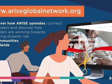 New Arise Website