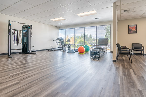 Bellevue physical therapy office