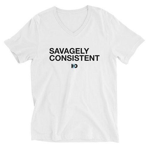 Savagely Consistent V-Neck