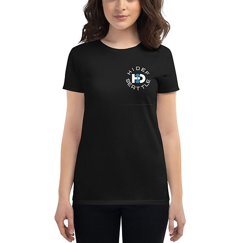 Ladies HD Badge Shirt