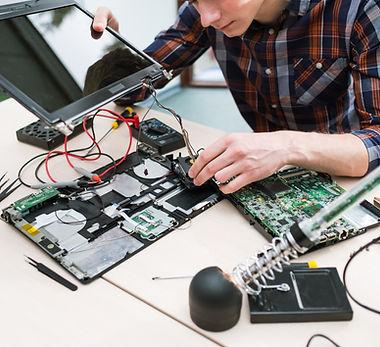 BC Computers- Fixing a Computer