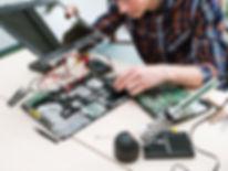 Arreglando una computadora
