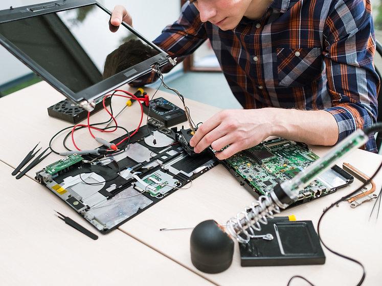 Consertando um Computador