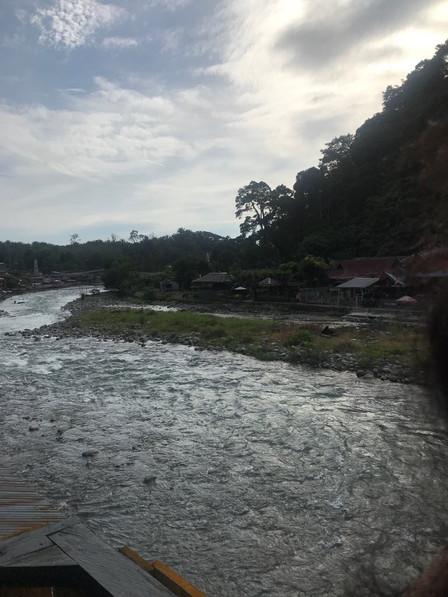Riverside view