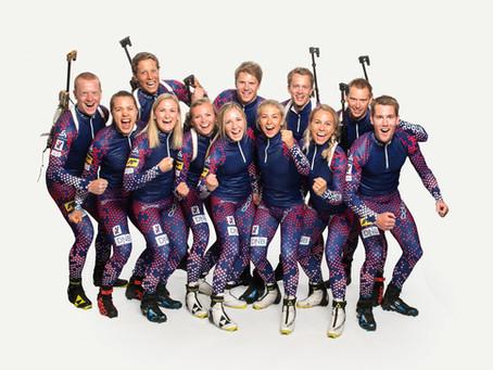 Yes Skiwax er offisiell leverandør til Norges Skiskytterforbund