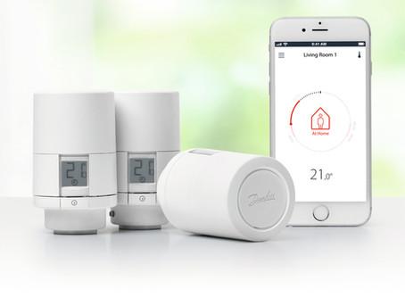 Danfoss Bluetooth - App Controlled Rads - Danfoss Eco™