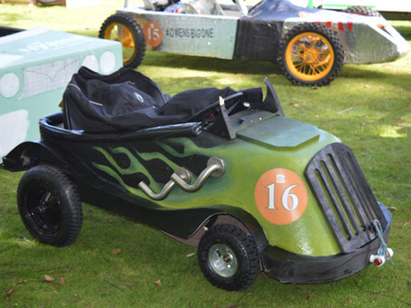 Royal Berks Charity - Soap Box Challenge