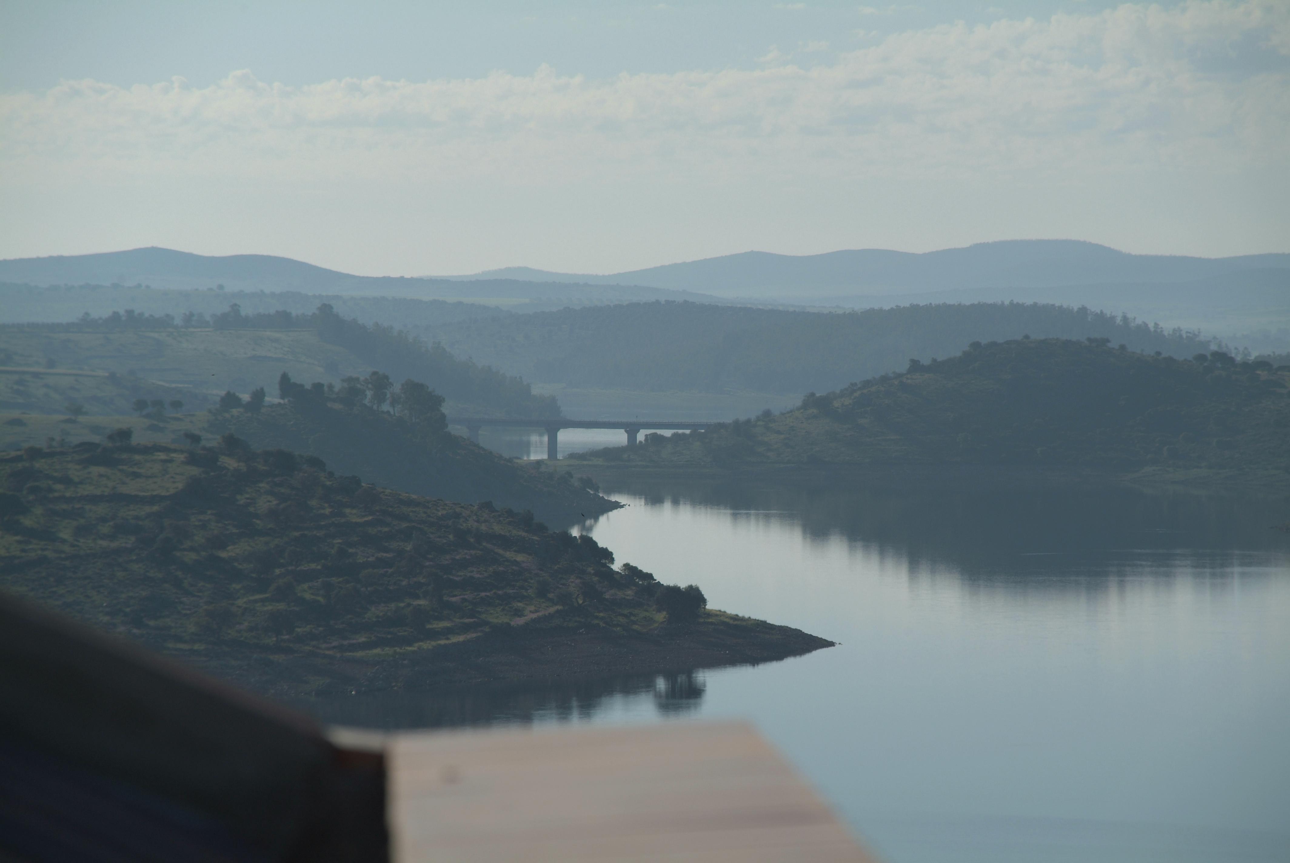 Vista desde la terraza mirador