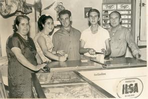 Historia de La Casina. Comienzo de la década de los 70