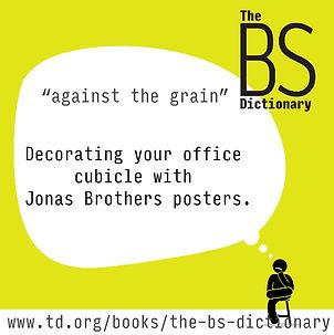 the bs dictionary-meme-adobe illustrator