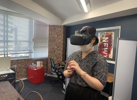 VR体験できます!