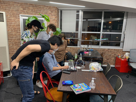 初心者歓迎!Blender勉強会開催しました。