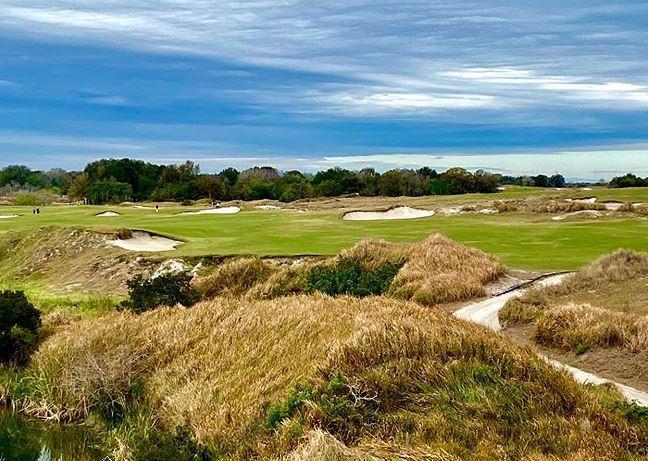 Streamsong Resort, Tom Doak, links golf, florida, golf trip