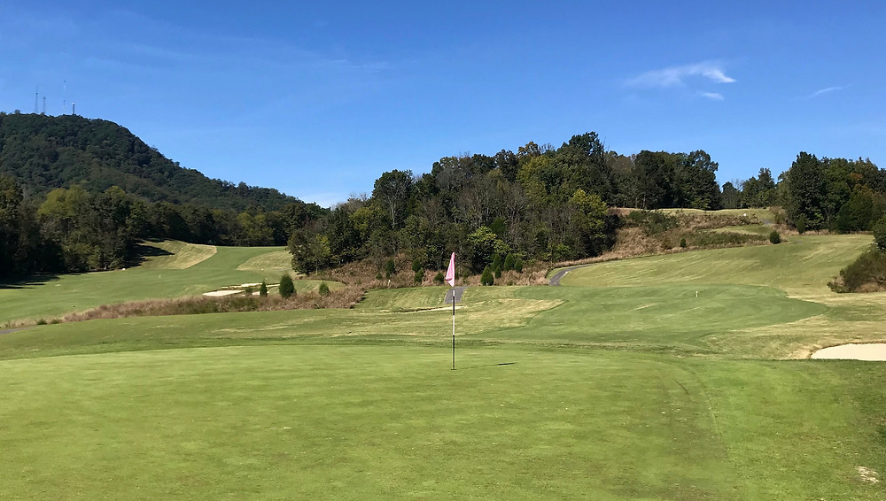 Cattails Golf Course at Meadowview Resort Kingsport TN