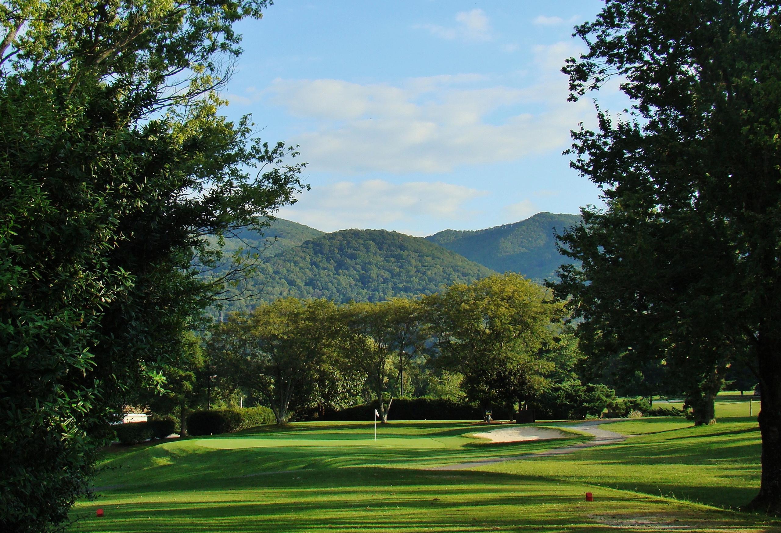 Pine Oaks Golf Course Johnson City TN