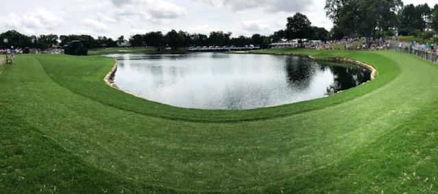 Quail Hollow Country Club Charlotte NC PGA Wells Fargo Championship