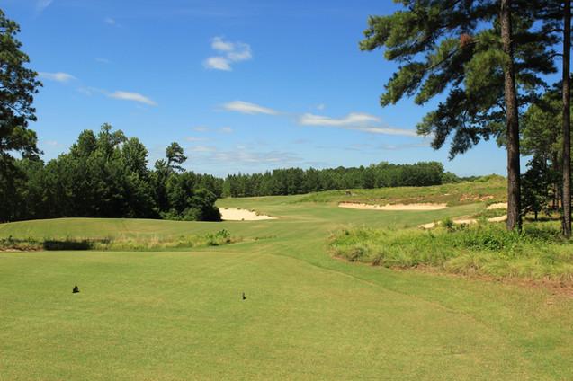 Tobacco Road Golf Club Sanford Pinehurst NC Mike Strantz Top 100