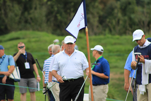 Lanny Wadkins The Olde Farm Golf Club Bristol Virginia VA  PGA Tour American Legends