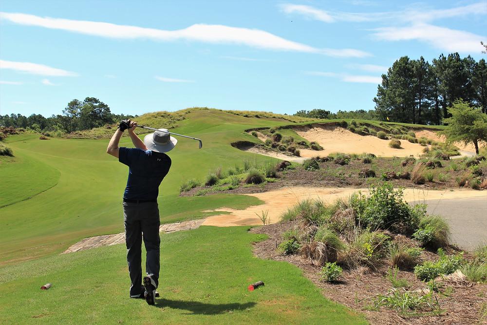 Tobacco Road Golf Club El Camino par 3 course Sanford Pinehurst NC Mike Strantz
