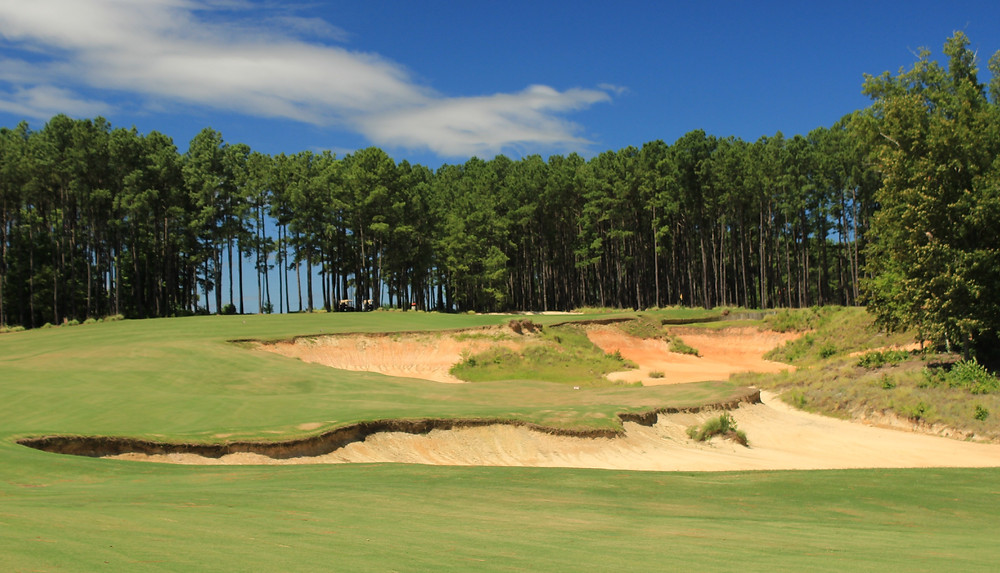 Tobacco Road Golf Club Sanford Pinehurst NC Mike Strantz