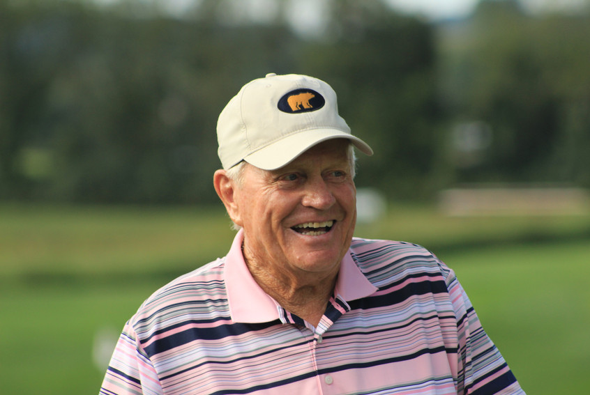 Jack Nicklaus The Olde Farm Golf Club Bristol Virginia VA  PGA Tour American Legends
