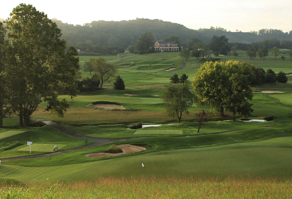 The Olde Farm Golf Club Bristol Virginia VA The American Legends PGA Tour Top 100 Golf Digest