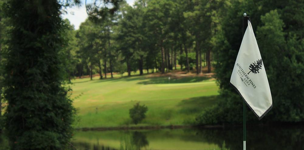 Southern Pines golf club NC pinehurst donald ross 1906