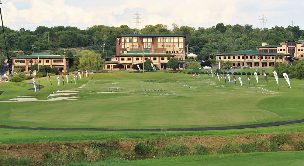 Cattails Golf Course at Meadowview Resort Kingsport TN Worlds Longest Drive