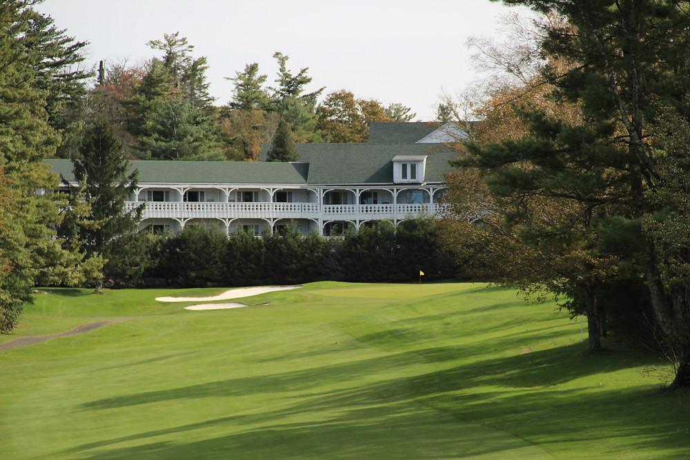 Blowing Rock Country Club golf North Carolina donald ross seth raynor charles banks
