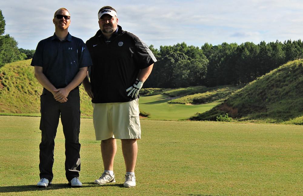 Golf Crusade guys Tobacco Road Golf Club Sanford NC